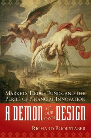 A Demon of Our Own Design - Front cover