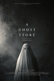 <i>A Ghost Story</i> 2017 film by David Lowery