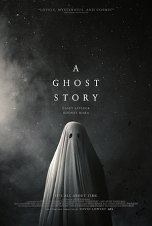 A Ghost Story - Theatrical release poster