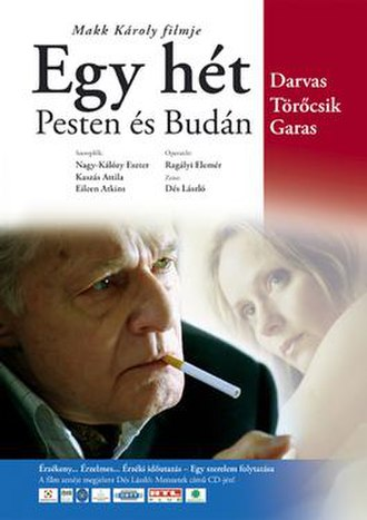 A Long Weekend in Pest and Buda - Film poster