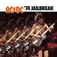 '74 Jailbreak cover