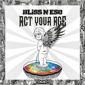 Act Your Age (song) - Image: Act Your Age Bliss n Eso cover