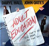 """Adult Education"" cover"