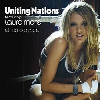Ai No Corrida (song) - Image: Ai no corrida uniting nations