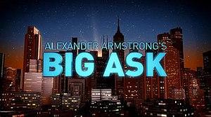 Alexander Armstrong's Big Ask