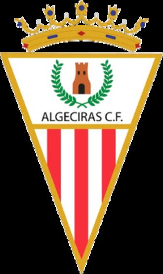 Algeciras CF - Image: Algeciras CF