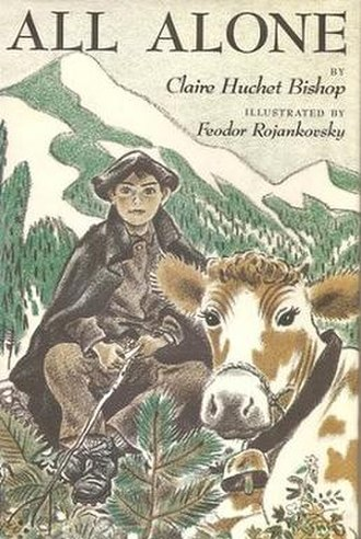 All Alone (novel) - First edition