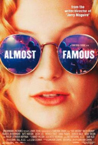 Almost Famous - Theatrical release poster