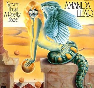 <i>Never Trust a Pretty Face</i> 1979 studio album by Amanda Lear