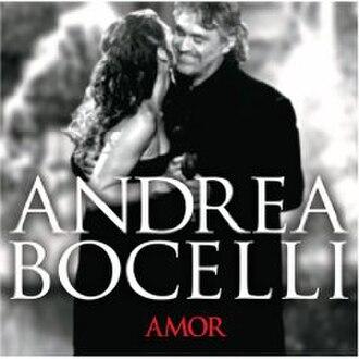 Amore (Andrea Bocelli album) - Image: Amor Andrea Bocelli FRONT