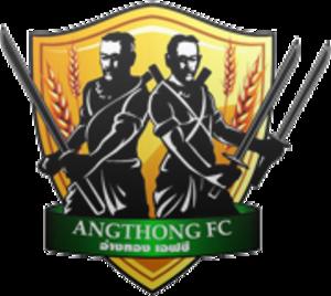Angthong F.C. - Image: Ang Thong 2011