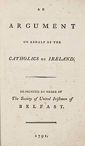 Argument on Behalf of Catholics 1791.jpg