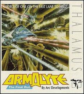 <i>Armalyte</i>