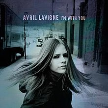Avril Lavigne — I'm with You (atudio acapella)