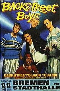 Backstreets Back Tour