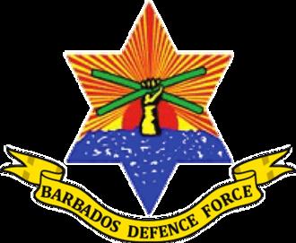 Barbados Defence Force Sports Program - Logo