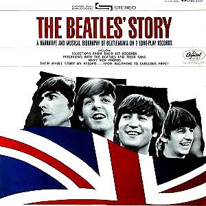 The Beatles' Story - Image: Beatlesstoryalbumcov er