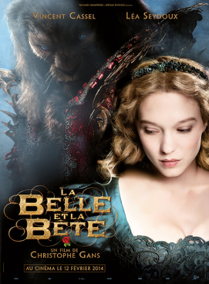 Beauty and the Beast (2014 film) - Theatrical Poster