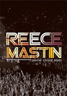 <i>Behind Closed Doors</i> (video) 2012 video by Reece Mastin