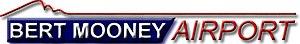 Bert Mooney Airport - Image: Bert Mooney Airport logo