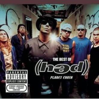 The Best of Hed Planet Earth - Image: Best of (hed) cover