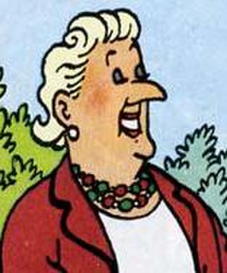 Bianca Castafiore - Bianca Castafiore, by Hergé