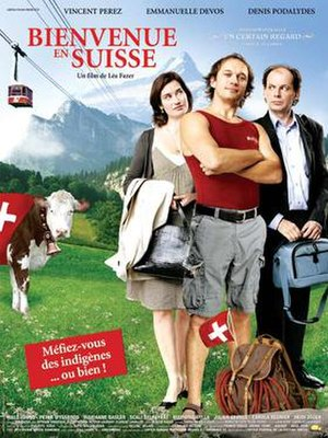 Welcome to Switzerland - Film poster