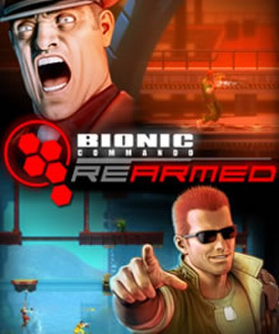 Picture of a game: Bionic Commando Rearmed