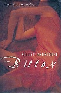 <i>Bitten</i> (novel)