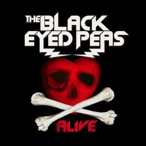 Alive (The Black Eyed Peas song) - Image: Black Eyed Peas Alive (Official Single Cover)