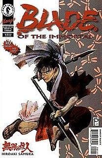 <i>Blade of the Immortal</i> Japanese manga series