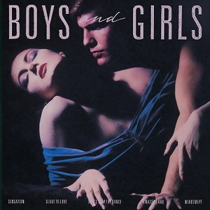 Boys and Girls (album) - Image: Boys and Girls Cover