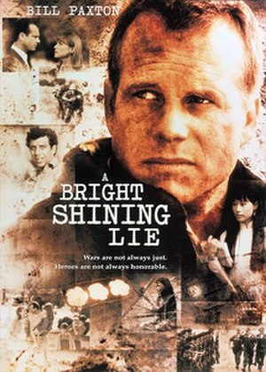 A Bright Shining Lie (film) - Theatrical release poster
