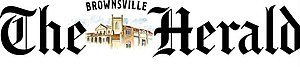 The Brownsville Herald - Image: Brownsville Herald