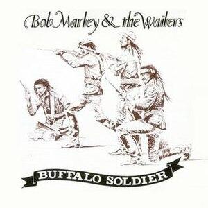 Buffalo Soldier (song) - Image: Buffalo Soldier(Marley)