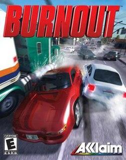 <i>Burnout</i> (video game) video game