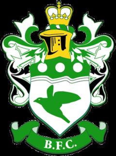 Burscough F.C. Association football club in England