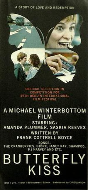 Butterfly Kiss - Image: Butterfly Kiss (1995 film)
