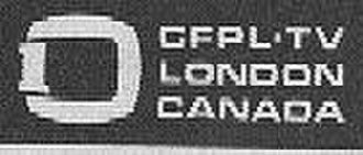 CFPL-DT - CFPL-TV's logo from 1969