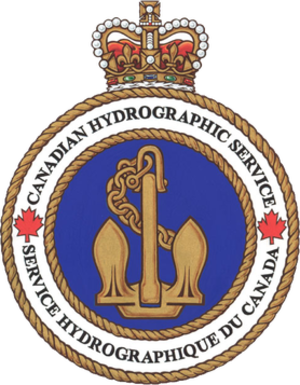 Canadian Hydrographic Service - Image: CHS crest 2010