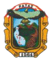Coat of arms of Pataz