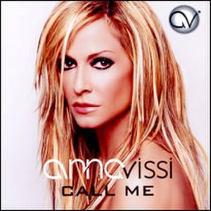 Call Me (Anna Vissi song) - Image: Call Me Anna Vissi Cover
