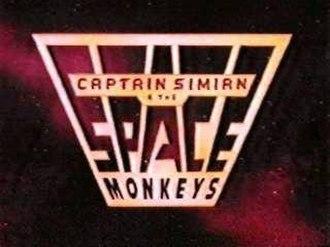 Captain Simian & the Space Monkeys - Image: Captain Simian & Space Monkeys logo