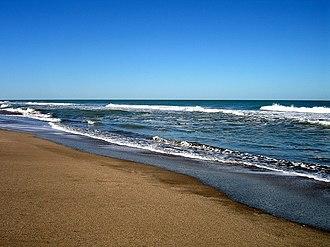Cariló - Image: Carilo Beach