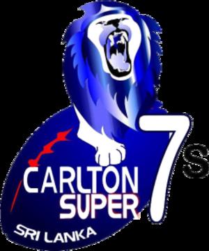 Sri Lanka Sevens - Carlton Super 7s series logo