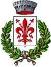 Coat of arms of Castelfiorentino