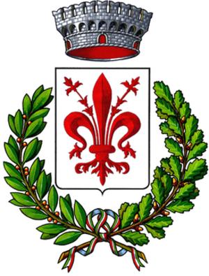 Castelfiorentino - Image: Castelfiorentino Stemma