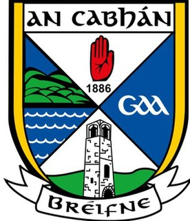 Cavan GAA county board of the Gaelic Athletic Association in Ireland