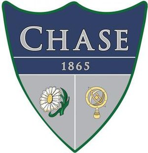 Chase Collegiate School - Image: Chase Collegiate School official seal