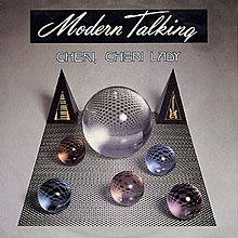 Modern Talking — Cheri, Cheri Lady (studio acapella)